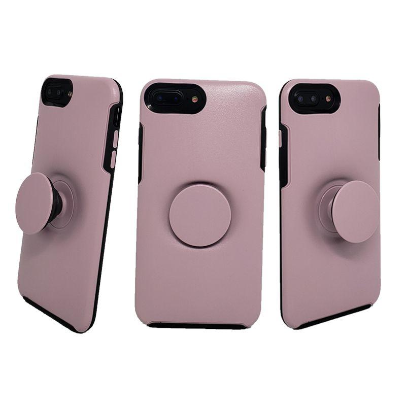 التماثل الهاتف حامل القضية للحصول على برو 11 ماكس X إكسس ماكس XR 8 زائد 7 6 6S الوعرة الهجين درع ضد الصدمات الهاتف العودة شل البلاستيك TPU الجلد