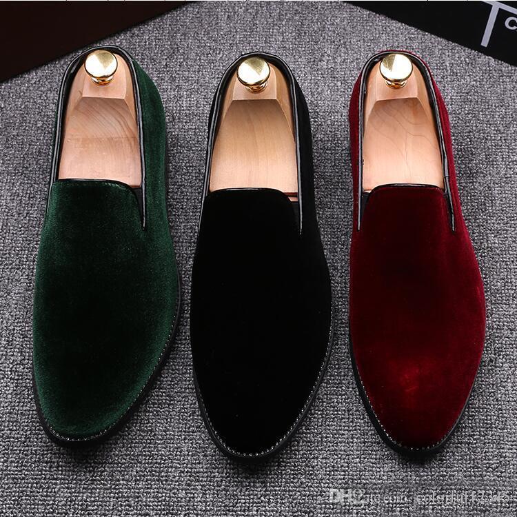 Neue Männer Kleid-Schuhe Schatten Lackleder Luxusmode-Bräutigam-Hochzeit Schuhe Herren Luxus im italienischen Stil Oxford-Schuhe