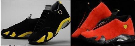 100% 14 14s баскетбольная обувь кроссовки мужчины аутентичные 14s спортивная обувь открытый тренировочная обувь 4-5-7-11-12-13