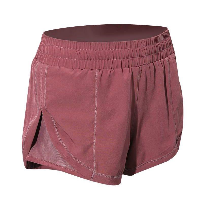 casuais de alta qualidade vestuário Gym Sportswear Mulheres de Fitness Compressão esportes funcionar Yoga Calças Curtas