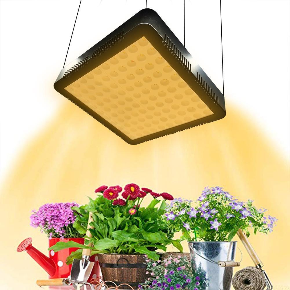 1200W الطيف الكامل نمو الخفيفة أطقم أفضل ادى اضواء تنمو الازهار النبات والزراعة المائية نظام مصابيح مصنع بقيادة