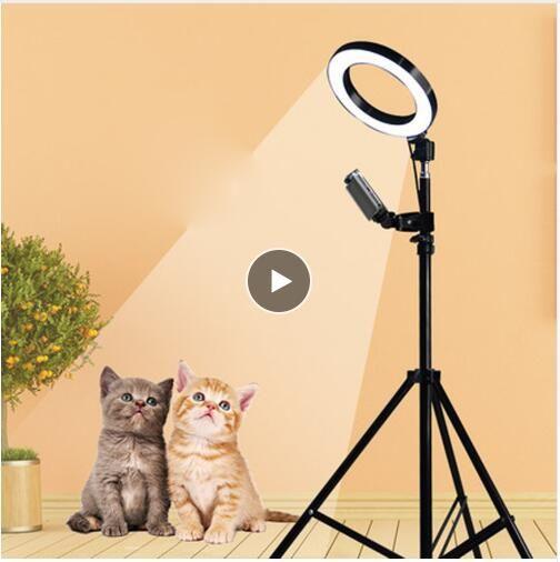 LED 플로어 램프 stepless 조도 뷰티 램프 채우기 빛 미용 손톱 눈썹 속눈썹 보호 다기능 플로어 램프