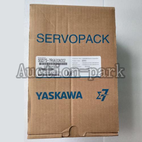 1PC NUEVA EN CAJA Yaskawa servo controlador SGD7S-7R6A30A002 garantía de un año