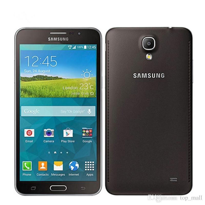 الأصل سامسونج غالاكسي ميجا 2 G7508Q المزدوج سيم 2GB RAM 8GB ROM 13.0MP 6.0 '' الهاتف الخليوي رباعية النواة تجديد