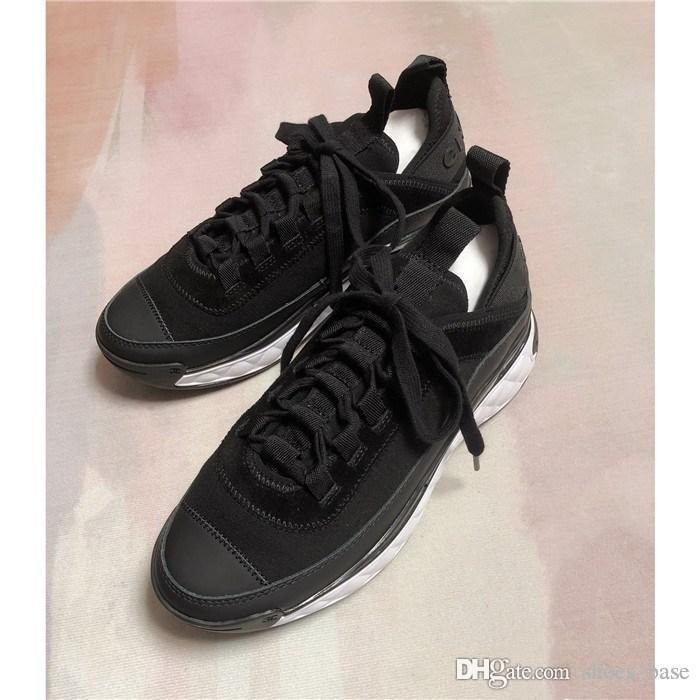 2020 женские классические случайные кроссовки ретро элементы кожи соответствие стильные наружные кроссовки Вакуум эластичную подошву, с коробкой 35-40