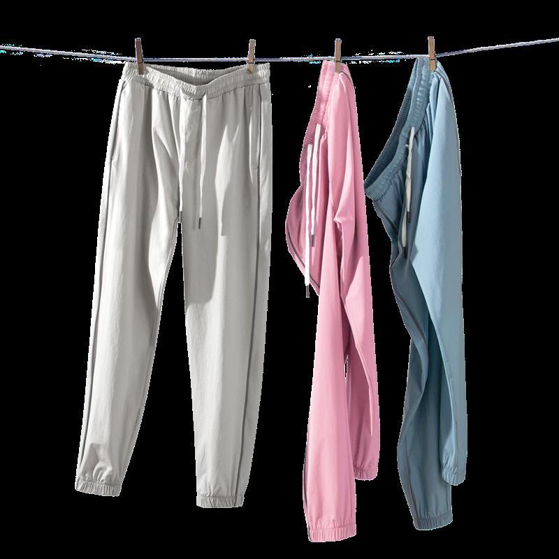 Pantalones al aire libre NU-JUNIO HOMBRES HOMBRES TRANSPLETLE THINT SPORT MOUNTRY MUNDIANO RÁPIDO RÁPIDO CICINO CASCULAR PANTALON