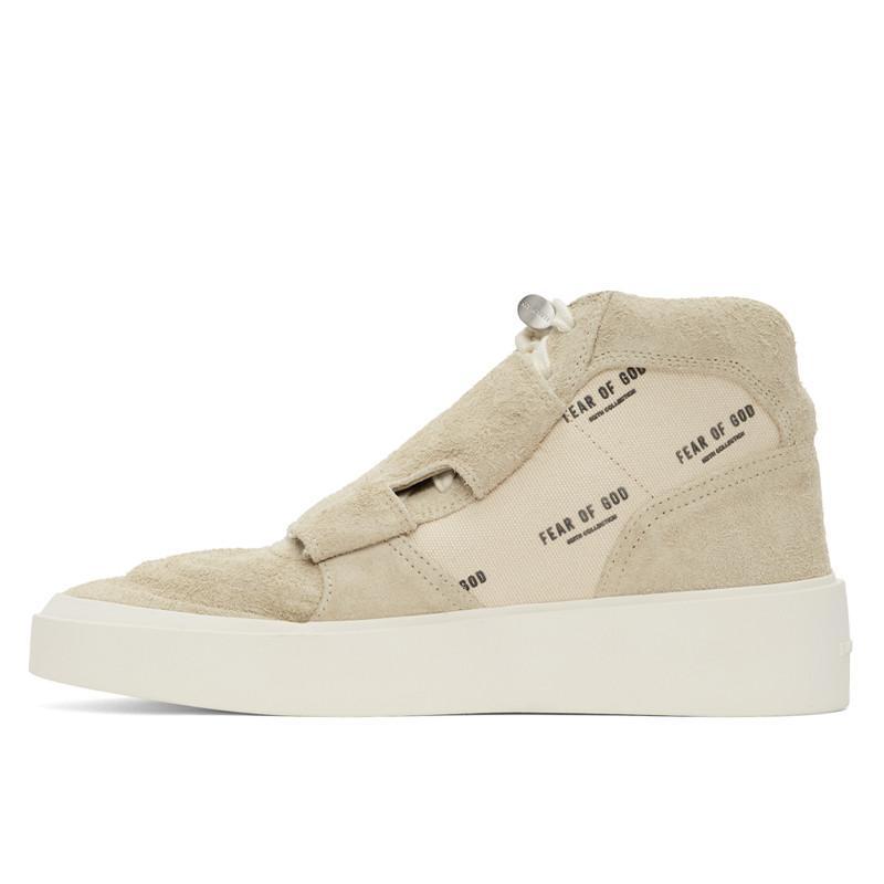Temor de Dios invierno botas de cuero genuino para hombre de las zapatillas de deporte de invierno calzado de moda para los hombres 13 # 22 / 20d50