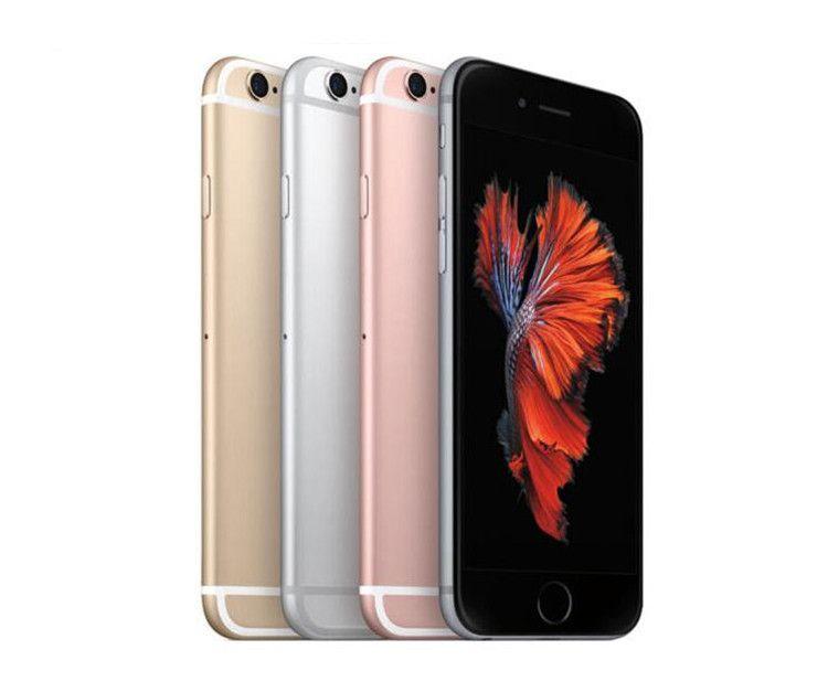 "Desbloqueo Apple iPhone 6S / 6S Plus Dual Core 2GB RAM 16/32/64 / 128GB ROM 5.5 ""12.0MP Cámara 4K Video iOS 9 LTE con Touch ID"