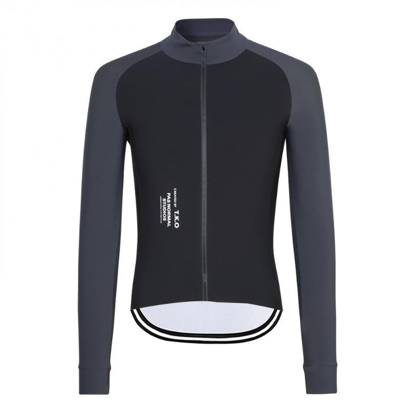 Erkekler İlkbahar Sonbahar Bisiklet Jersey 2020 Yeni PNS Takım Bisiklet Uzun Kollu Bisiklet Giyim Yarış Maillot Bisiklet Kazağı Gömlek Tops