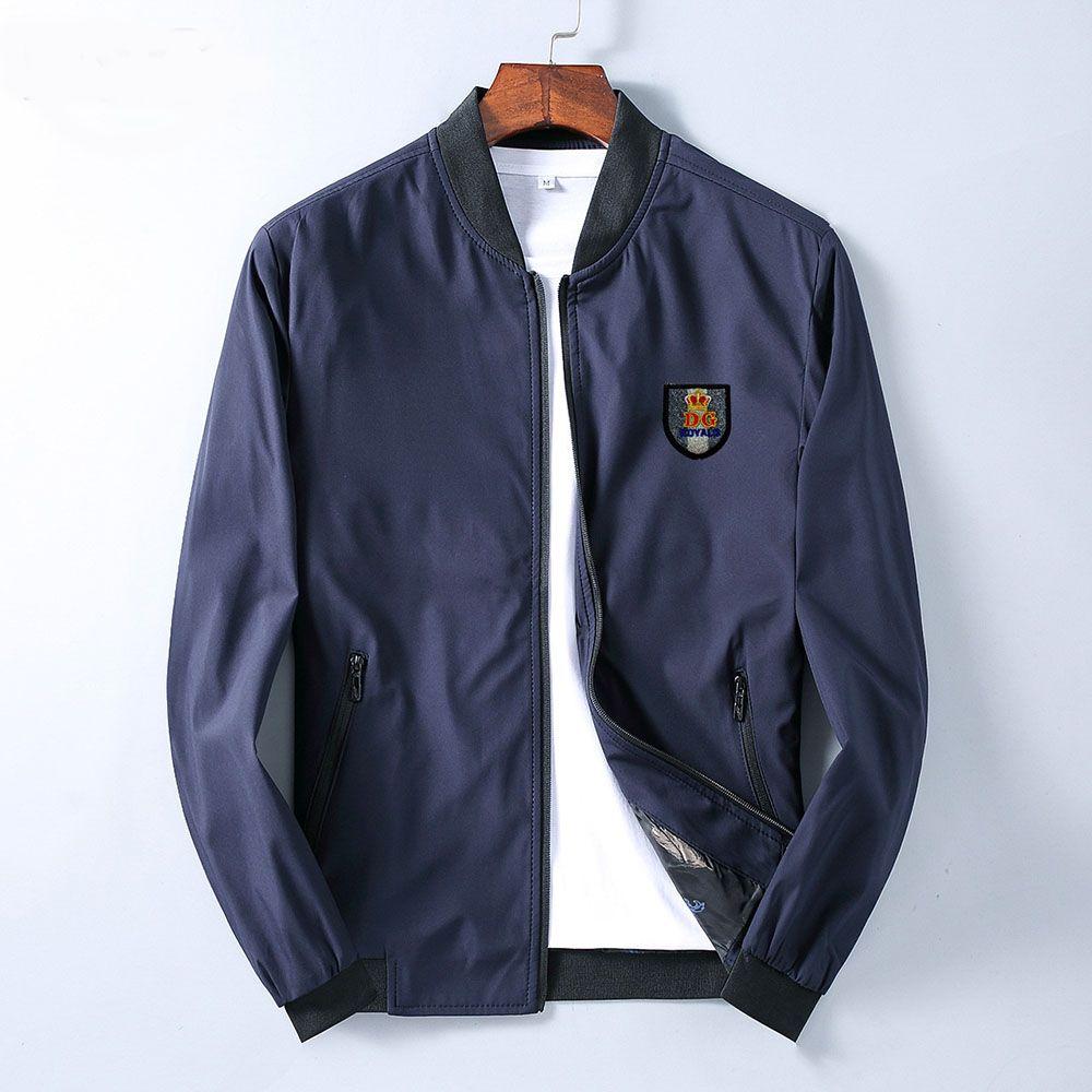 2019-2020s осенней моды и зимой высокого качества для мужчин дизайн куртки моды личности цвет мультфильма ситец пальто M-3XL