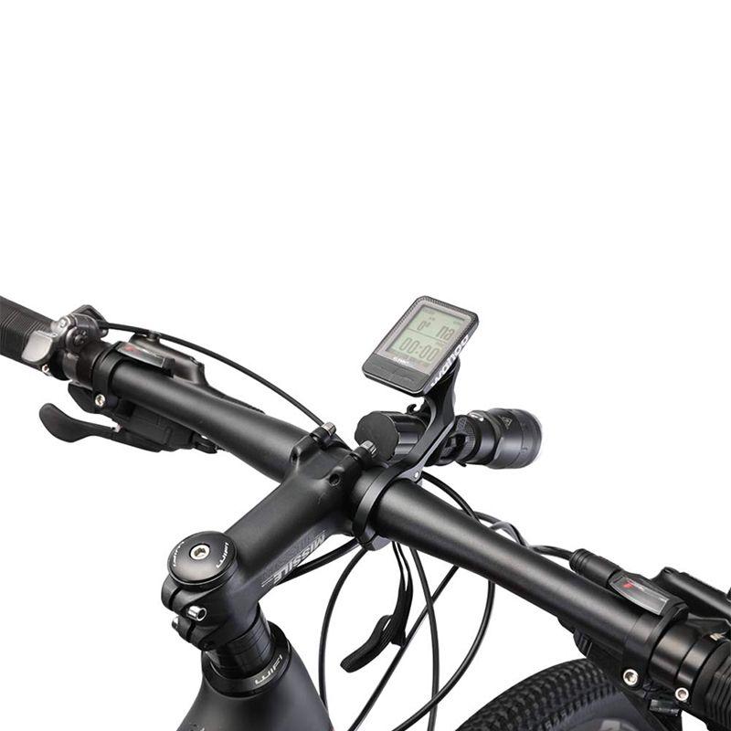 Handlebar Mount Holder Bracket for Wahoo Elemnt//Mini//Bolt//Roam Bike GPS Computer