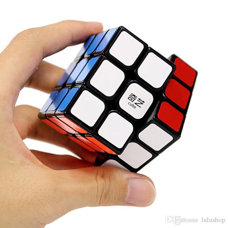 Professional Cube 3x3x3 5.7CM 스피드 매직 큐브 안티 스트레스 퍼즐 Neo Cubo Magico 스티커 어린이를위한 장난감