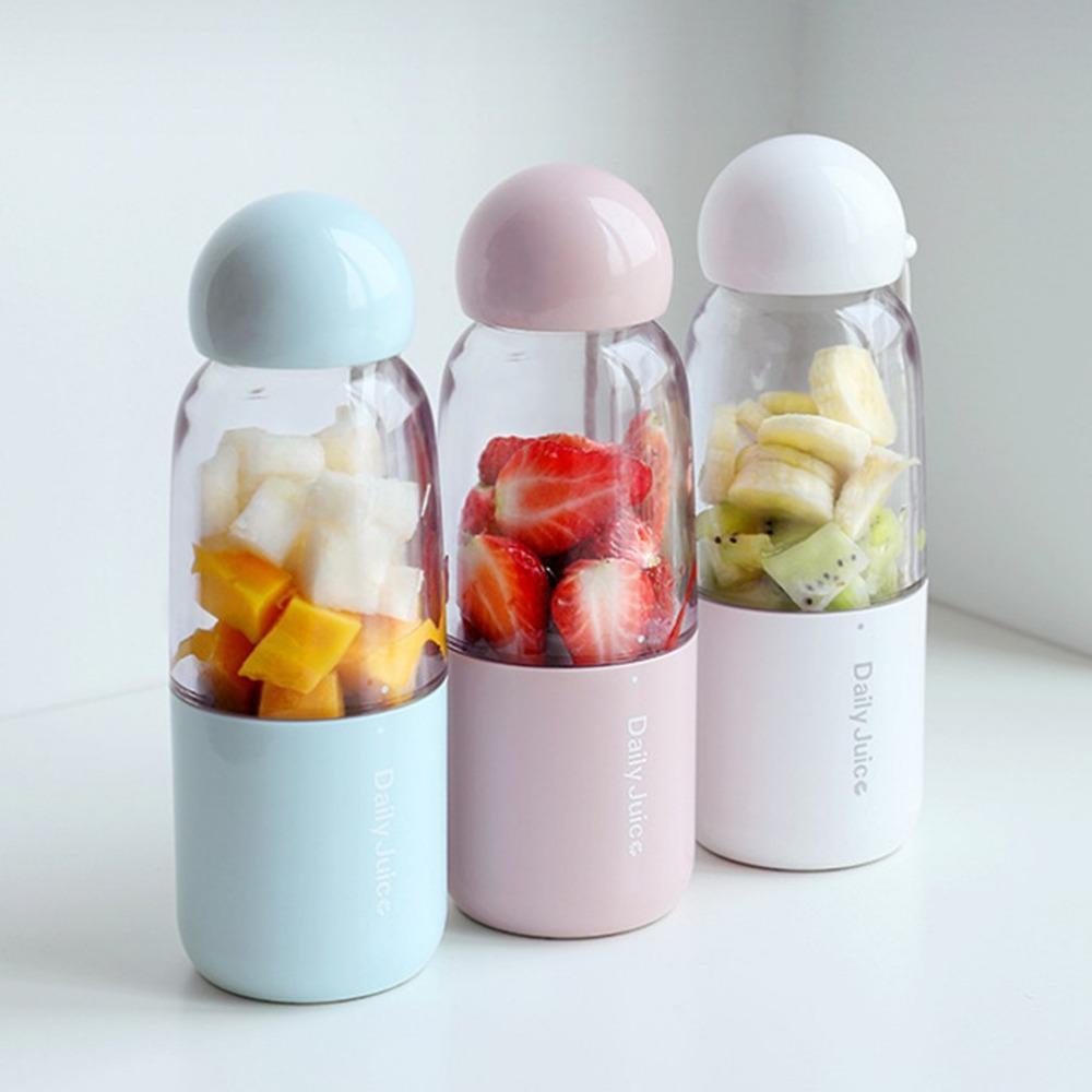 Новый простой бутылки Кубок Соковыжималка Портативный аккумуляторная Открытый Соковыжималка Juice Milkshake Пюре Райс паста Maker Blender Mixer