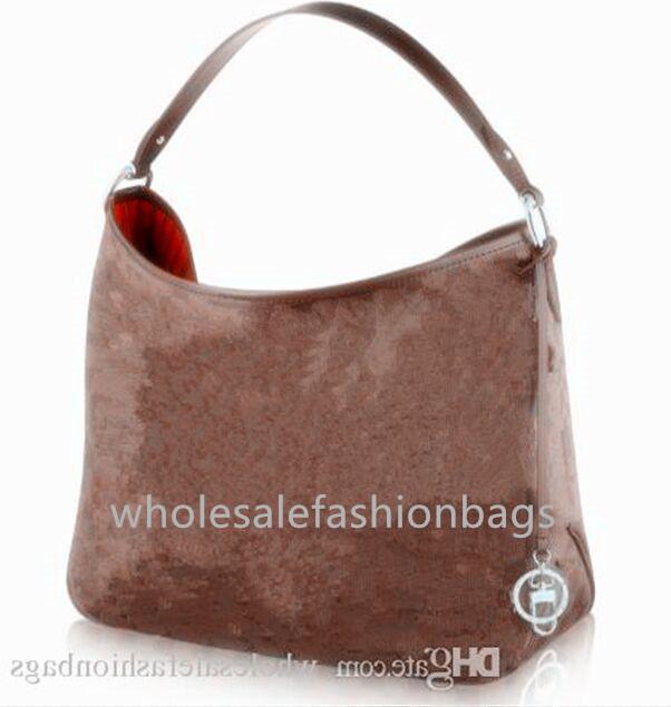 En kaliteli çanta oksitleyici hakiki deri kadın üst kolu hobo keyifli çanta çantası çanta MM kanca tarzı tasarım