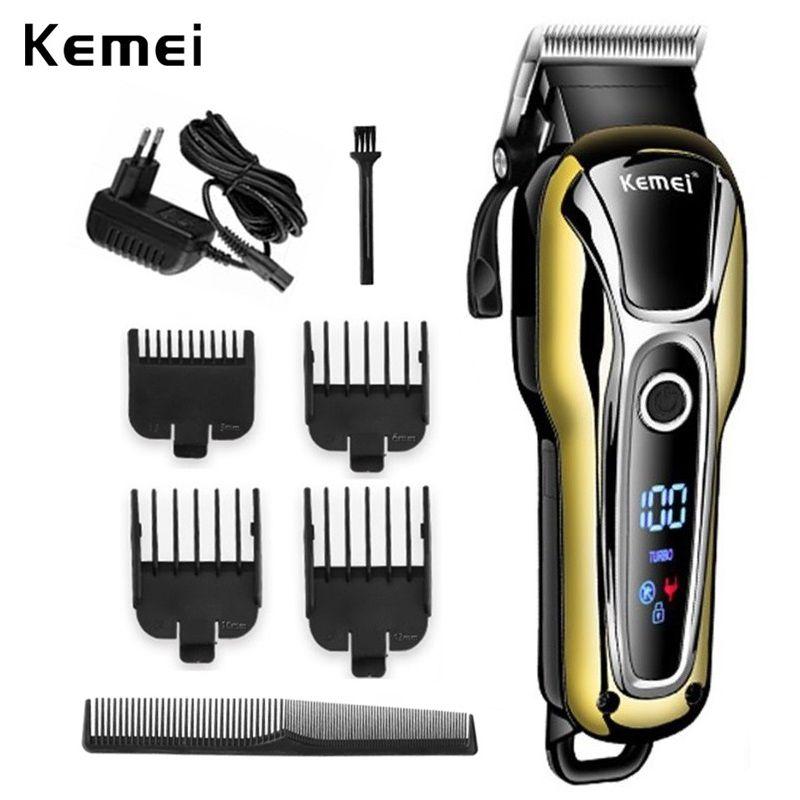 Barber shop hair clipper professional hair trimmer for men beard electric cutter cutting machine haircut cordless corded