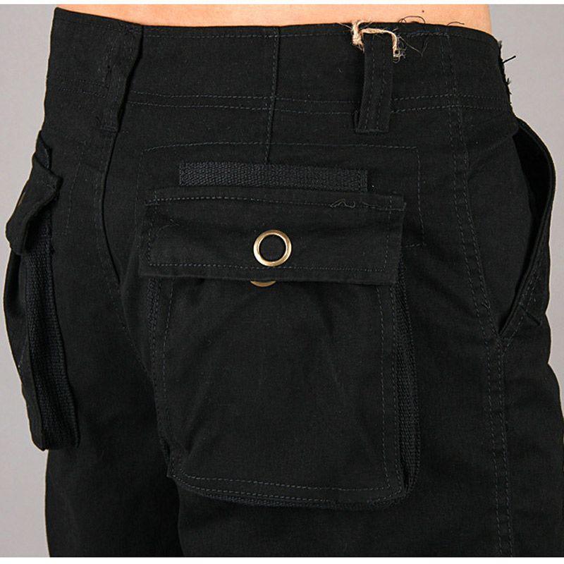 Primavera Inverno Cargo Pants Men Multi Pocket Etero Mens militare pantaloni casual pantaloni rigonfi Uomini Big Size Spodnie Taktyczne