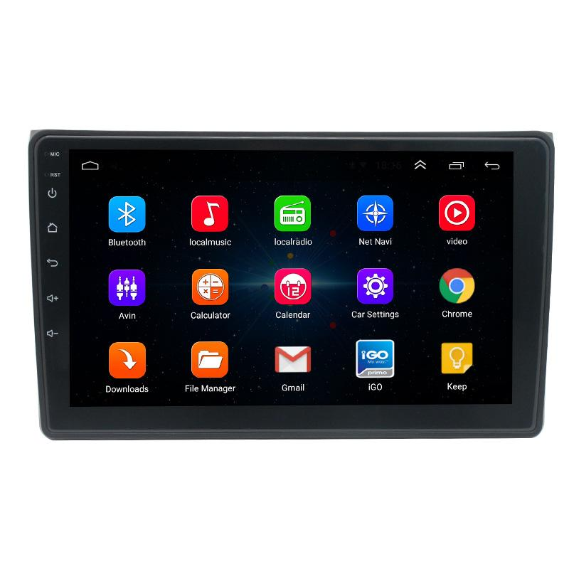 Car Multimedia Video-Player Car-Radio GPS Android for AUDI A3 with Bluetooth Wifi Rear View Camera Mirrorlink