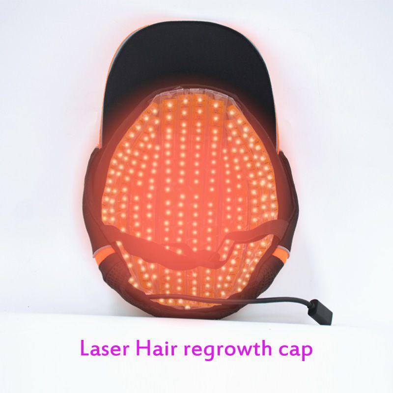 Mais recente queda de Cabelo Rebrota Crescimento 276 Diodos Laser Tratamento Portáteis de Uso Doméstico Tampa Capacete LED Alopecia Dispositivo de tratamento de Beleza Instrumento