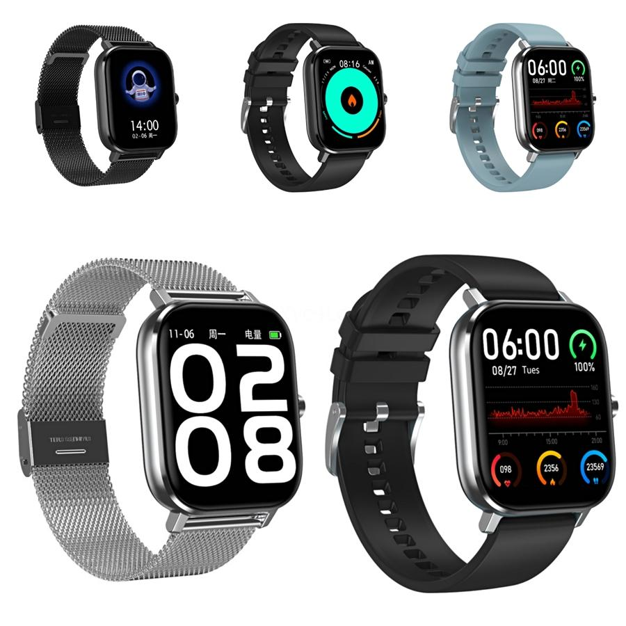 Luxury Cf006 Touch Screen Waterproof DT-35 Smart Watch Sport Activity New X9 DT-35 Smartband Fitness Track Pedometer Heart Rate Monitor For D