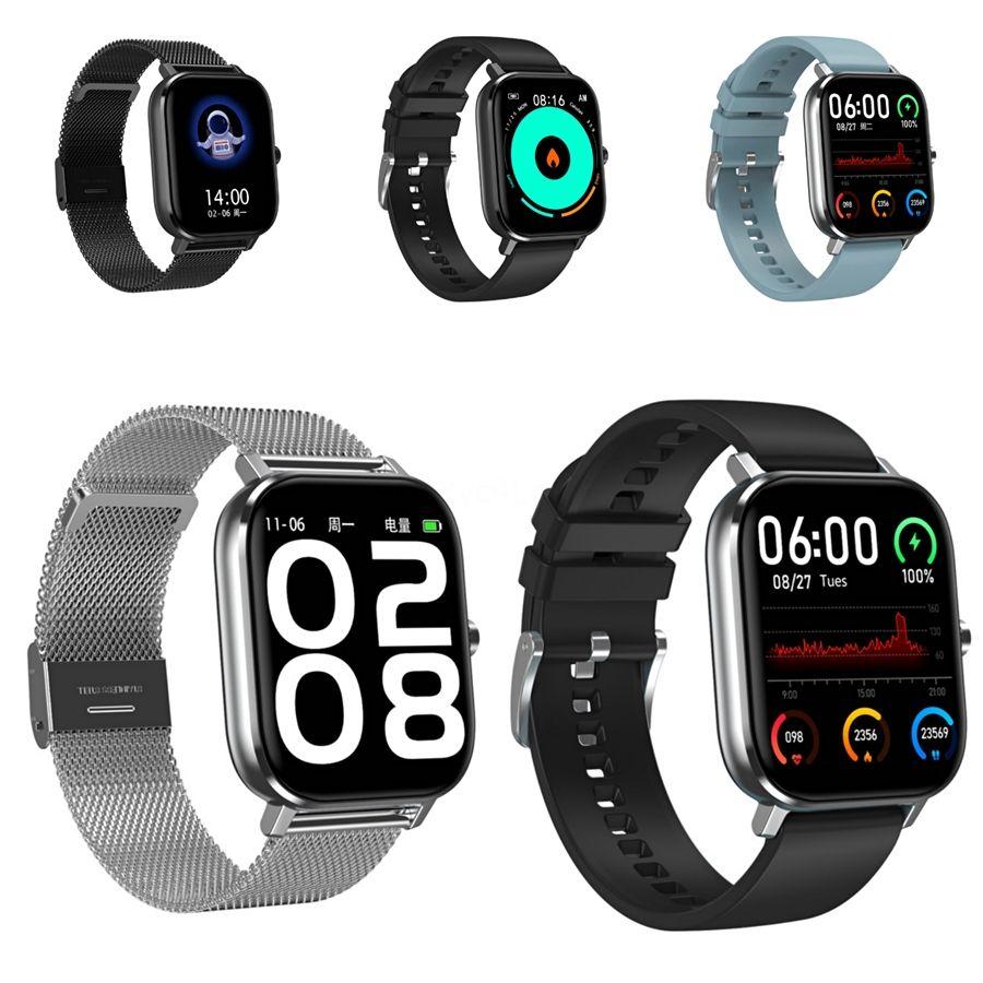 Luxus CF006 Touch Screen Wasserdichte DT-35 Smart Watch Sport Activity New X9 DT-35 Smartband Fitness Spur Pedometer Herzfrequenzmesser für D