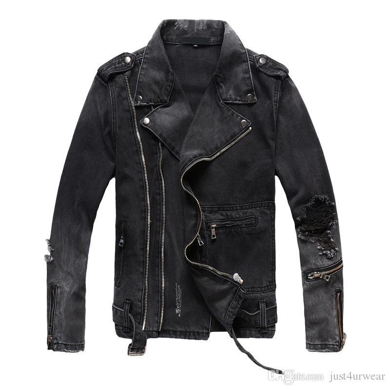 Mens Designer Jacken Mode Männer Frauen Jeansjacke Casual Hip Hop Jean Mantel Langarm Outdoor Wear Jacke