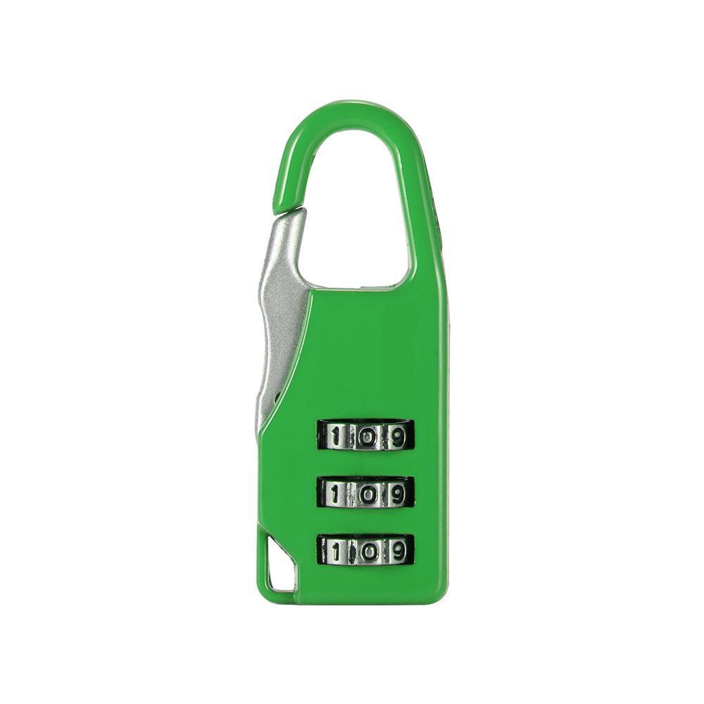 Hardware s Inicio colorido de contraseña de aleación de zinc de bloqueo de seguridad de la maleta de equipaje con código de bloqueo del gabinete armario Locker padloc hardware