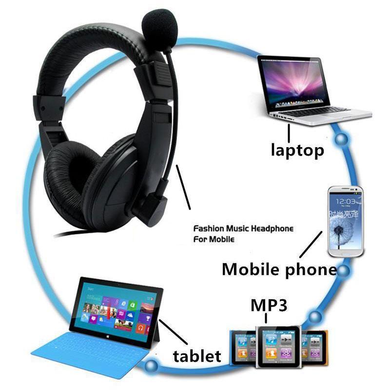 3,5 milímetros Gaming Headphone Gaming Headset Casque Gamer Deep Bass fone de ouvido estéreo com microfone Mic Jogo fones de ouvido para PC Computer