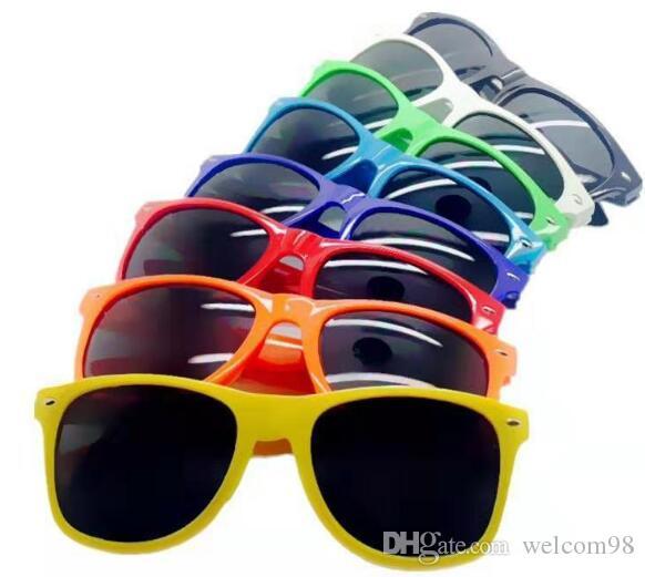 10 قطعة / الوحدة مزيج أنماط الأشعة فوق البنفسجية حماية الشمس النظارات الشمسية اكسسوارات الأزياء للعيون هدية al101