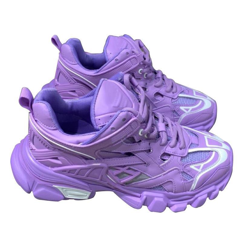 Alta nueva llegada del grado superior de la manera del estilo de jogging la zapatilla de deporte del zapato informal Mujeres Negro zapatos de plataforma Deportes zapatillas de deporte clásicas 35-39