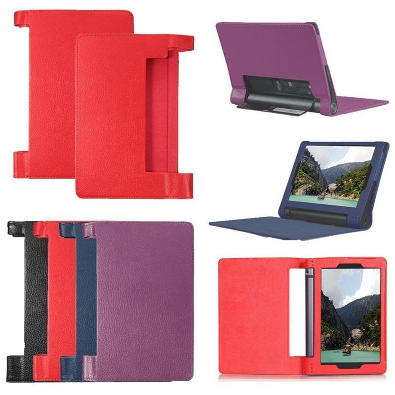 "LENCHI Lederetui für Lenovo Yoga-Tablet 3 8 ""850F-Tablet Lenovo-Tab 3 850F YT3-850F-Hülle"
