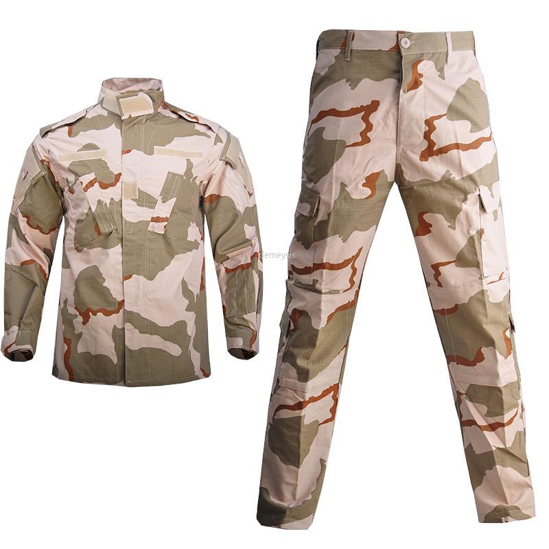 2020 Tactical Uniform Mens Outdoor Hunting Combat Jacket Pants Set Multicam  Camouflage Tactical Jacket + Pants Suit From Yerunku, $42.79 | DHgate.Com