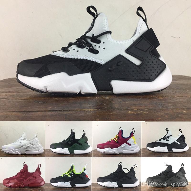 Compre Nike Air Huarache 4.0 Nuevo 2019 Air Huarache Drift Para Hombre  Zapatillas Huaraches IV Ultra Run Outdoor Women Trainer 4.0 6.0 Zapatillas  Para ...