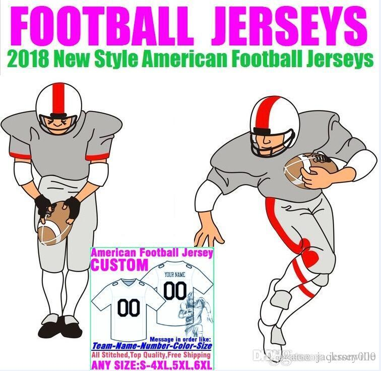 Personalized american football jerseys Custom Tennessee Denver college authentic cheap baseball basketball mens womens youth USA 4xl aqua