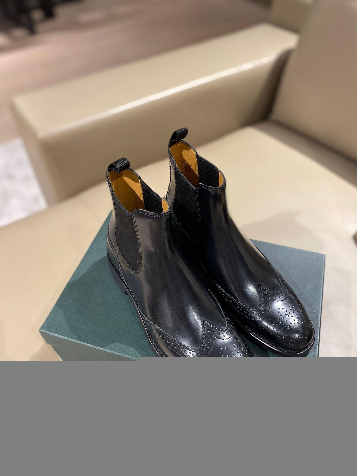 Women Spring And Autumn Leather S Boots Style High Quality Fashion Female Short Boots 111703