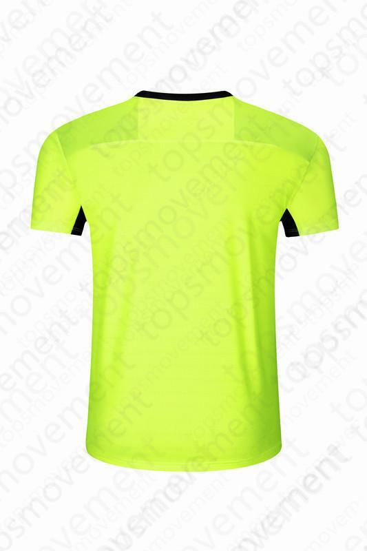 Lastest Homens Football Jerseys Hot Sale Outdoor Vestuário Football Wear Alta Qualidade 2020 005893634