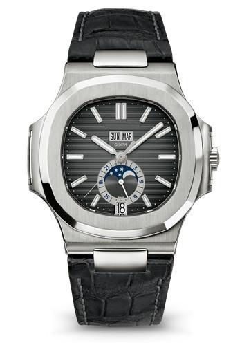 جديد فاخر رجل ساعة رجل التلقائي الذاتي الرياح الميكانيكية ساعات الأسود ساعة الذكور reloj هومبر نوتيلوس حقيقية جلد البقر جلد اليد