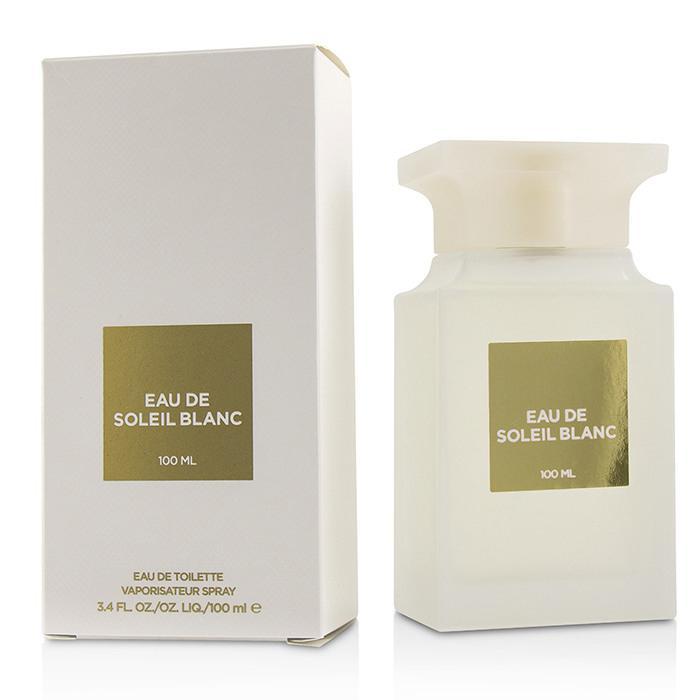 여성과 남자를위한 향수 향수 Soleil Blanc EDP 향수 100ml 스프레이 좋은 품질 향수 신선하고 쾌적한 향기