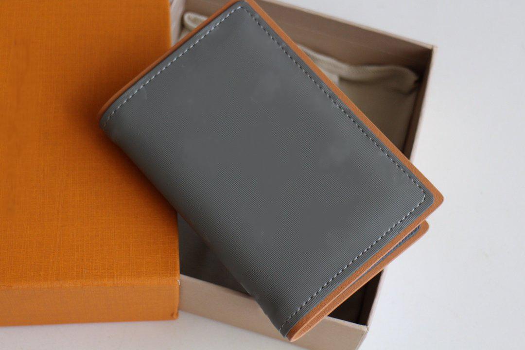 Männer Geldbörsen High New Mode Geldbörsen Wallet Herren Berühmte Qualität Halter Karten Brieftaschen Handtaschen Münze 2020 Credit Fold Kurze Brieftaschen Kostenloser Shi Pnhr