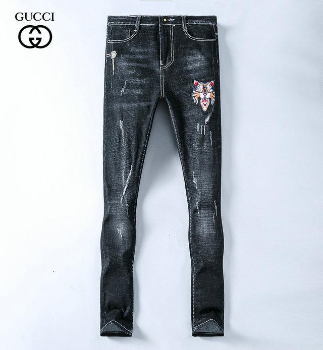 alta qualità 2019 nuovi uomini autunno e in inverno jeans191014 # 009yunhui08