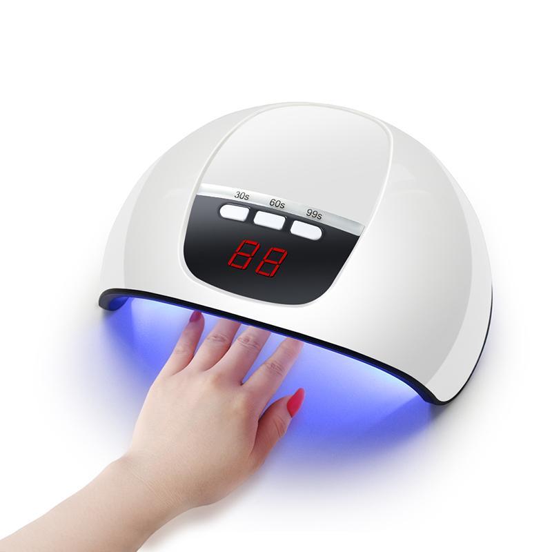 Nouvelle arrivée 36W Nail Sèche lampe UV pour ongles détection automatique 30/60 / 99S minuterie séchants Tout Gels Outils de manucure polonais