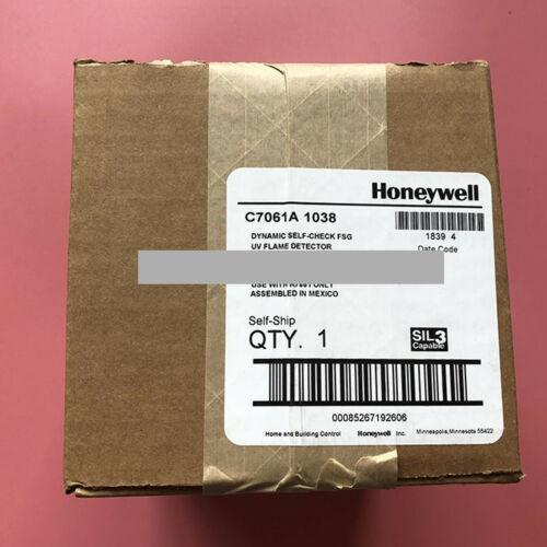 1PC NEW Honeywell C7061 A1038 Flame Detector in box One Year Warranty #XR