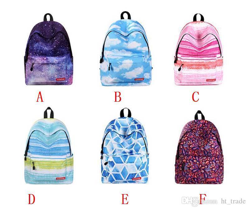 kadın sırt çantası seyahat çantası okul çantası ilkokul ve ortaokul öğrencileri için yeni kadın çantası yıldızı sırt çantası