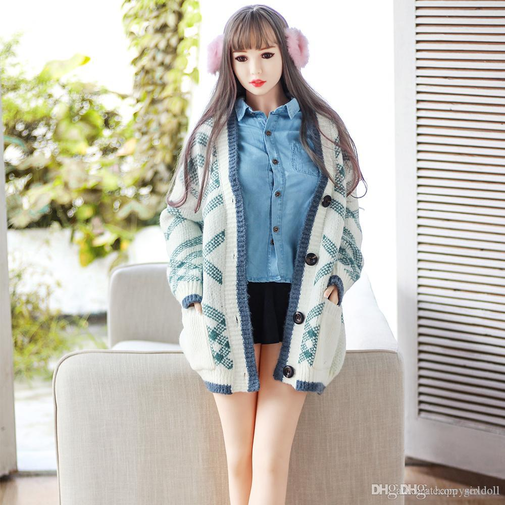 Full body real silicone sex doll life size realistic silicone sex dolls lifelike japanese love doll adult sexy toys for men
