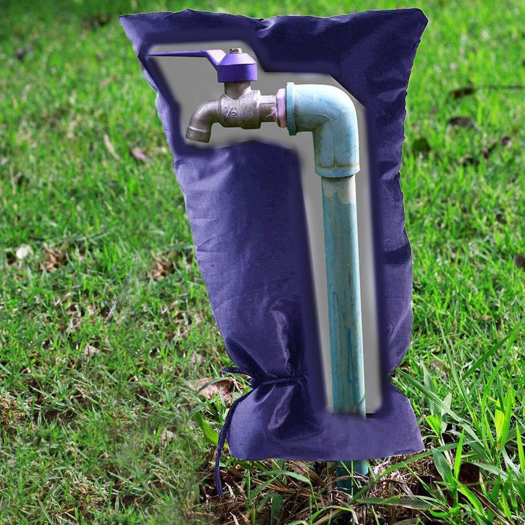 1Pcs rubinetto copertura invernale tocca il risparmio antigelo Protezione coperture per esterni da giardino rubinetto antigelo coperchio antipolvere