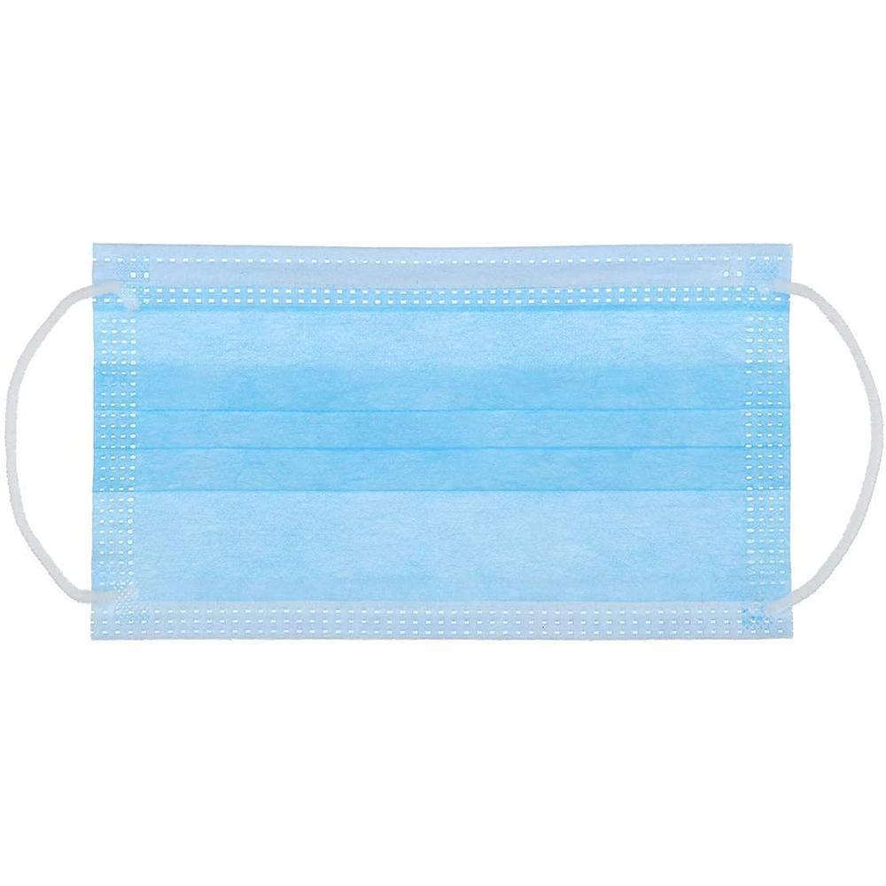 Mascarilla de envío a prueba de polvo Contaminación domiciliaria para la seguridad de la cara para la máscara JWBJN 3 -PLY Free y Cover Adult TRABAJO AIRE BEBA DE AIRE LXIUI