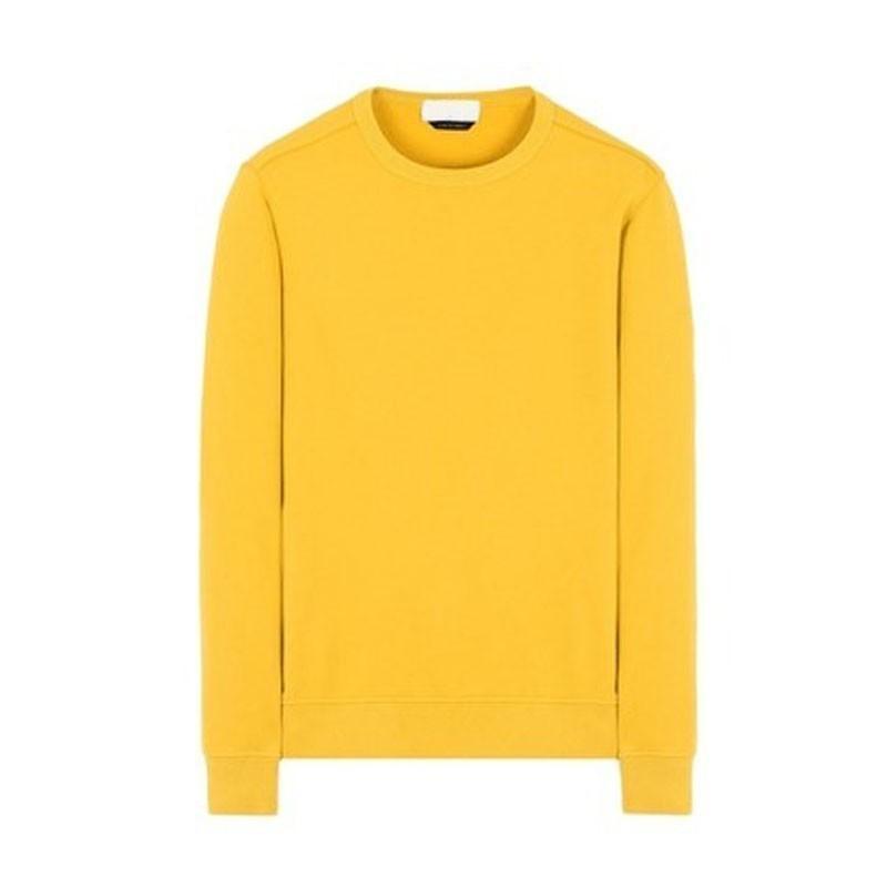 Sweat-shirts européens 18FW col rond PULL de haute qualité confortable style décontracté Sweatshirts de mode huit couleur S-3XL HFSSWY210