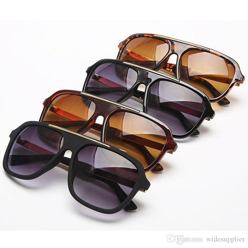 2019 Brand Crocodile Women Men Sunglasses Designer Frame Sun Glasses Retro Sun Glasses Unisex Sunglasses Designer Eyeglasses for Hot Summer