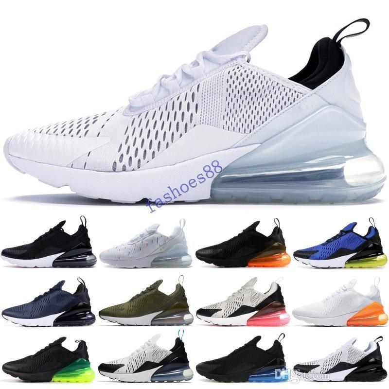 2019 270 Philippinen Cushion Running Schuhe 27C TFY Vibes Regency Lila Wolf Grau Be True Black White Trainer Sport Designer Sneaker