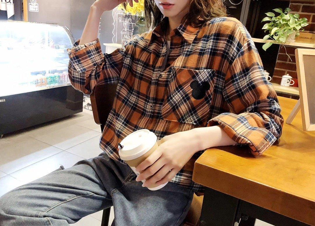 2020 mulheres de alta qualidade camisa primavera e negócios da moda verão camisa de mangas compridas casuais roupas confortáveis 1UHC