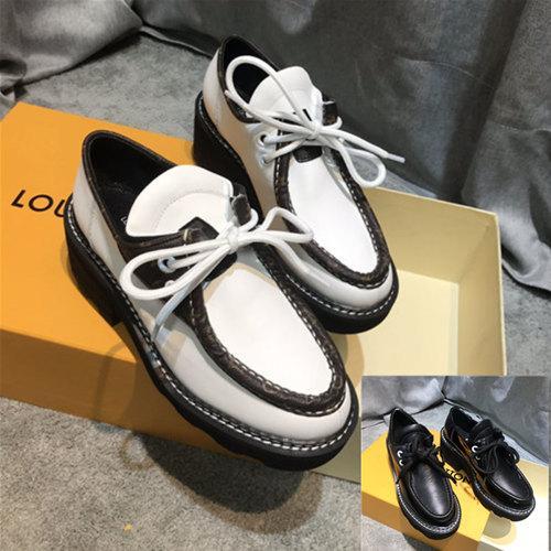 zapatos de plataforma zapatos de diseño de lujo de la vendimia Plate-forme zapatos de las mujeres luxe Alpargatas triples de oro Tamaño 35-41 con alta 4 CM